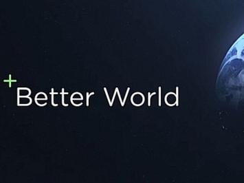 The +Better World Programme