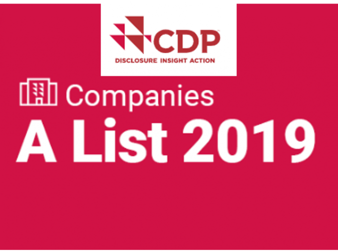 Deutsche Telekom, Fujitsu, Telstra, and Taiwan Mobile recognised on CDP's A List