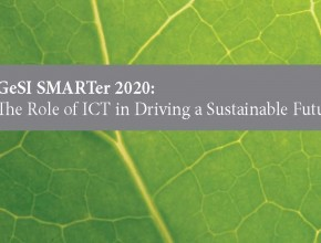 GeSI SMARTer2020: the role of ICT in driving a sustainable future
