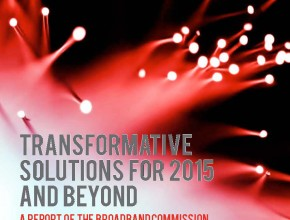 Transformative solutions for 2015 and beyond