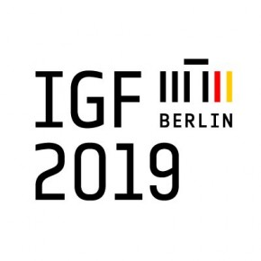 Internet Governance Forum 2019 in Berlin