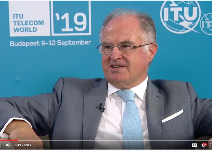 ITU Telecom World 2019: Luis Neves Interview